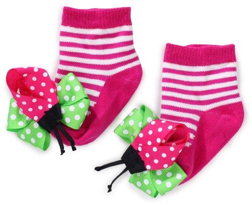 Mudpie Ladybug Socks