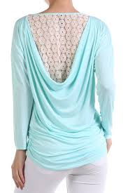 Mint Spring Crochet Top