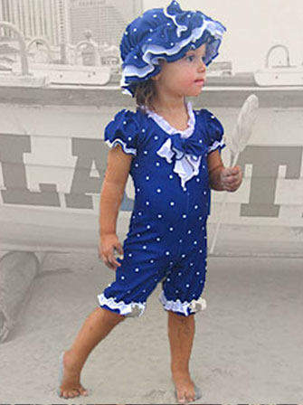 Chichanella Bella Sailor Sadie Swimsuit
