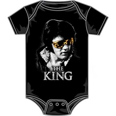 "Elvis ""The King"" Infant Onesie"