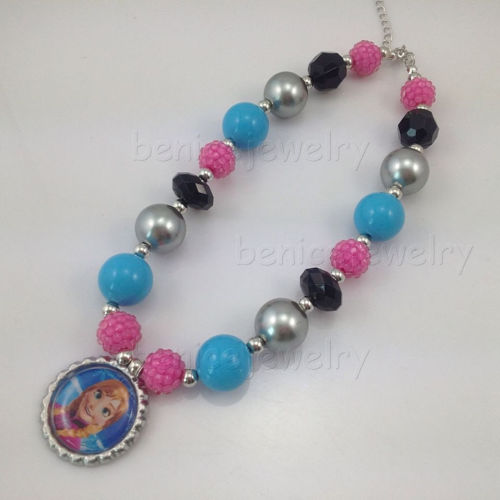 Anna Bubblegum Necklace