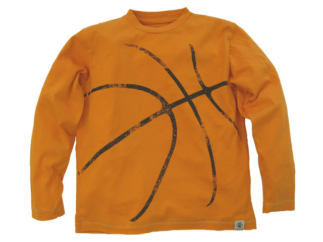 Dogwood Long Sleeve Basketball Tee