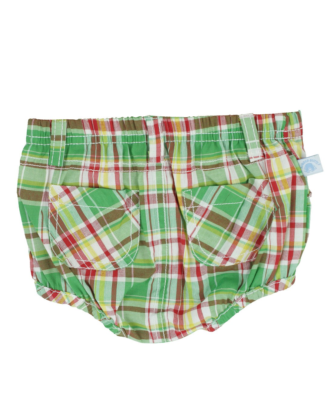 Rugged Butts Hayden Plaid Bloomers
