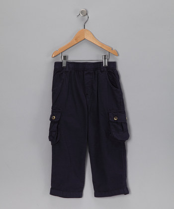 Dogwood Blue Cargo Pants