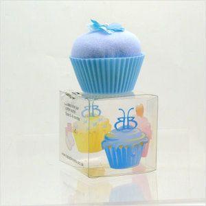 Baby Blooms Bib Cupcake