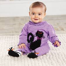 Mud Pie Cat Romper