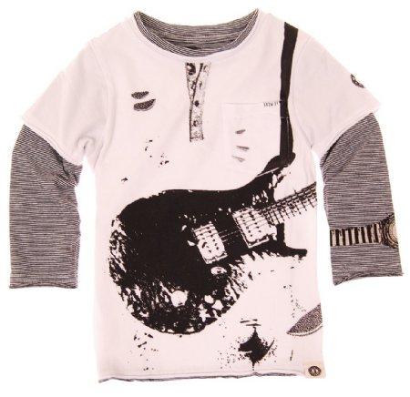 Mini Shatsu Guitar Shirt