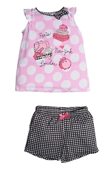 Petite Lem 2 pc pajamas