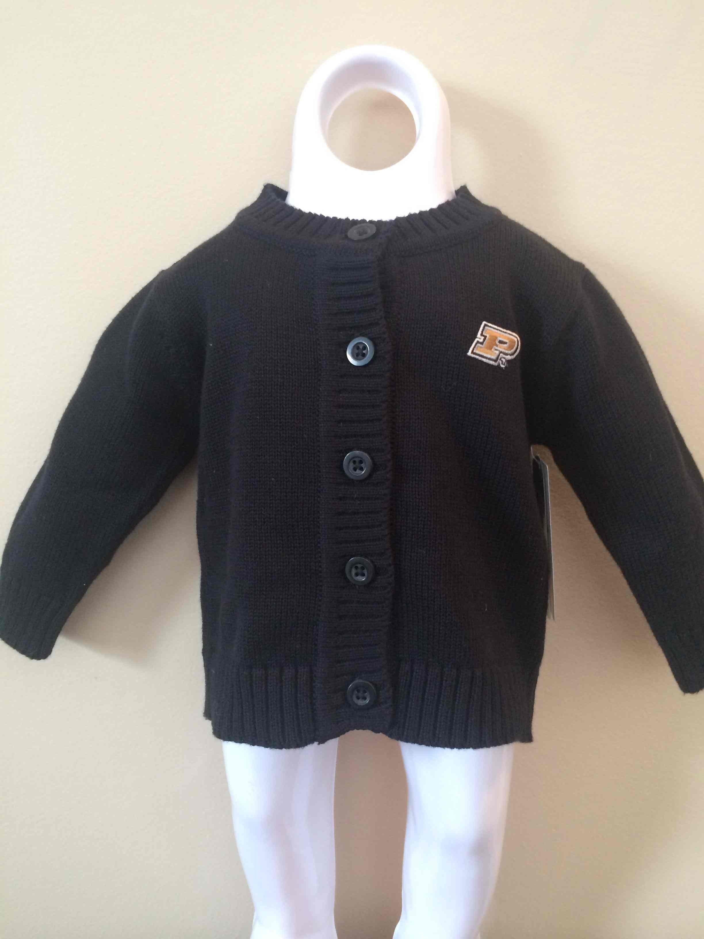 Purdue Infant Cardigan