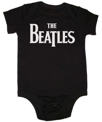 The Beatles Onesie