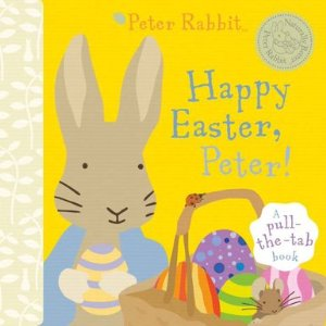 Peter Rabbit Happy Easter Peter!